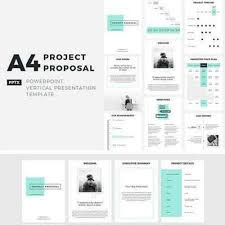 Project Proposal Presentation Ppt A4 Project Proposal Powerpoint 1851654 Uxfree Com
