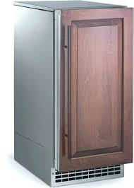 under cabinet ice maker. Under Cabinet Ice Maker Refrigerator With Nugget Elegant Throughout Designs 4 . T