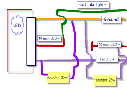 wiring diagram for led trailer lights the wiring diagram travel trailer tail light wiring diagram nilza wiring diagram
