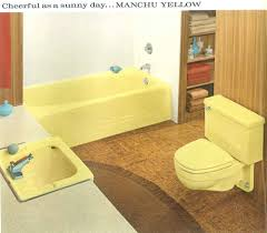 Image White Decorating Yellow Bathroom Color History And Ideas From Five Vintage Yellow Bathroom Suite Vintage Yellow Bathroom Tile Classicfi Reservices Decorating Yellow Bathroom Color History And Ideas From Five
