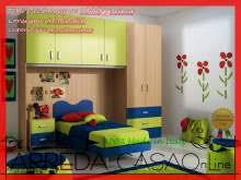 Mobili Per Bambini Milano : Cameretta bimbi arredamento mobili e accessori per la casa a