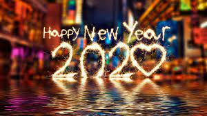 Happy New Year 2020 Hd Desktop ...