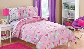 rainbow unicorn bed sets kids rainbow comforter sets pink unicorn rainbow unicorn bed sets