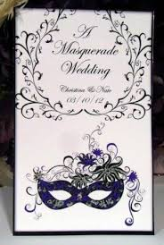 Masquerade Wedding Invites Masquerade Wedding Invitations In The Future In 2019