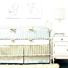 baby boy modern nursery bedding contemporary sets tan crib