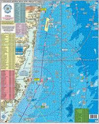 Home Port Chart 7 Manasquan Barnegat Little Egg Brigantine Corson Inlet