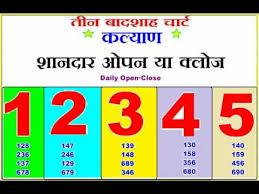 Kalyan Daily 4 Ank Life Time Chart Kalyan Life Time 5 Ank Chart Pakvim Net Hd Vdieos Portal