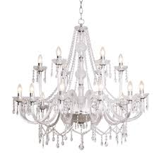 katie large chandelier for high ceilings