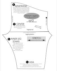 Legging Pattern Free Simple Decorating Ideas
