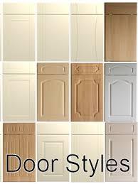 Replacement Kitchen Doors Adorable Cream Kitchen Cabinet Doors