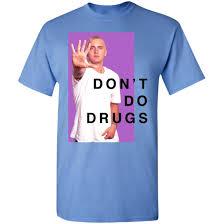 Eminem Dont Do Drugs Psa T Shirt