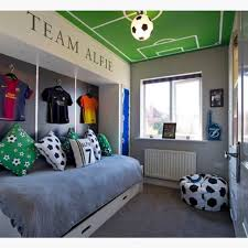 High Quality Soccer Bedroom Ideas To Inspire You How To Make The Bedroom Look Attractive  1