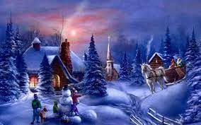Christmas PC Wallpapers - Top Free ...