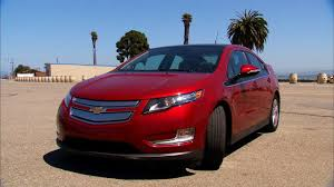 Car Tech: 2012 Chevy Volt - YouTube