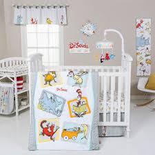 trend lab dr seuss friends 5 pc crib bedding set