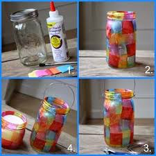 Glass Bottle Decoration Ideas DIY Own Inexpensive Bottle Decoration To Display In Your Showcase 70