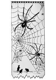 Creepy Spider Web Backdrop