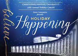 Cnu Ferguson Center Seating Chart Cnu Holiday Happening 2019 Sold Out Ferguson Center For
