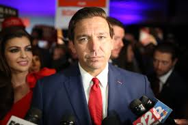 Image result for Florida Gov. Ron DeSantis