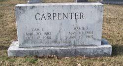 Mamie Etta Sherrill Carpenter (1884-1965) - Find A Grave Memorial