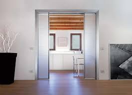sliding pocket door systems