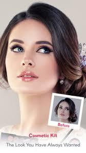 makeup photo editor makeover apk screenshot