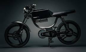 Meet the Perfect Powered Commuter Bike: the Bolt Motorbikes <b>M1</b> ...
