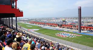 Nascar Weekend Auto Club Speedway