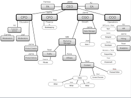 Coo Org Chart Examples Of Org Charts Jasonkellyphoto Co