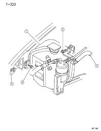 Diagram Of 2003 Chrysler Sebring Fuel System