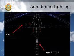 Aerodrome Lighting Air Law 1 01 Aerodromes References Ftgu Pages Ppt Download