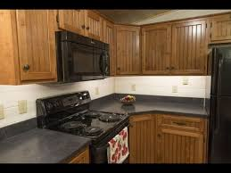 stained hickory cabinets. Brilliant Cabinets Hickory Cabinets  With Dark Wood Floors Inside Stained