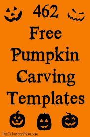 Free Pumpkin Carving Patterns Beauteous 48 Free Pumpkin Carving Templates For Halloween