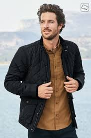 <b>Mens</b> Coats & Jackets | Leather, Bomber & Quilted Coats & Jackets ...