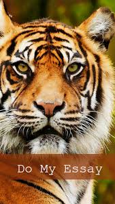 Essay on autobiography of tiger