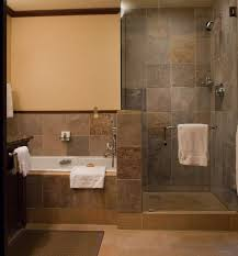 Rustic Walk-In Shower Designs | doorless-shower-designs-showers-doorless
