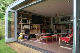 outside office shed. garden office sheds interesting shed workshopstudio from winchester uk outside a