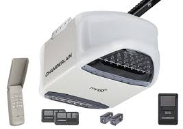 myq garage door openerMyq Garage Door And Chamberlain Garage Door Opener On Garage Door