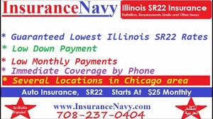 Sr22 Insurance Quote Interesting Illinois SR48 Insurance Quotes YouTube