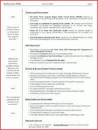 Example Of Artist Resume Example Of Visual Artist Resume Dadajius 22