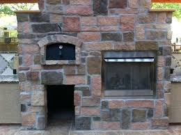 built in pizza ovens outdoor pizza oven kit built in with fireplace built pizza ovens