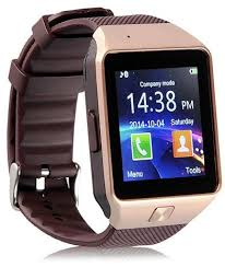 tuoch mobile souq smart gsm watch phone bluetooth touch screen brown uae