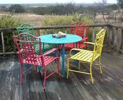 best paint for outdoor furniture spray paint outdoor furniture for a outdoor metal paint decoration ideas