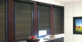 pull down blinds pull down shades blackout pull down shades hunter roller shades from blackout shades pull down