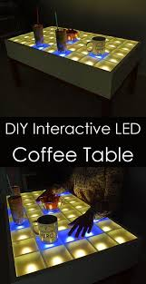coffee table arduino projects diy