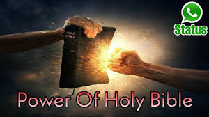 Jasus Bible Verses in English, Power or ...