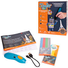 Купить набор для творчества <b>Wobble</b> Works <b>3D Ручка 3Doodler</b> ...