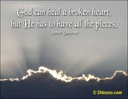 Heal Broken Heart Quotes Fascinating 48 Best Quotes About Broken Broken Quotes QuotesOnImages
