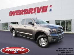 Pre-Owned 2011 Toyota Tundra 2WD Truck Crew Cab Pickup in Cookeville ...