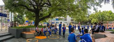 Landscape Design School Gallery Of Time Story Shekou School Square Landscape Design